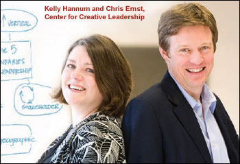 Chris Ernst and Kelly Hannum