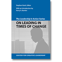 On Leading in Times of Change