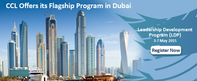 CCL Offers its Flagship Program in Dubai