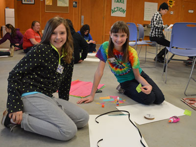 Girl Scouts Partner with CCL to Foster Leadership