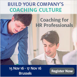 Building Your Company's Coaching Culture