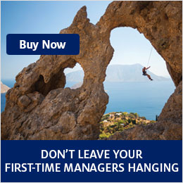 Don't Leave Your First-Time Managers Hanging