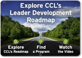 Explore CCL's Leader Development Roadmap