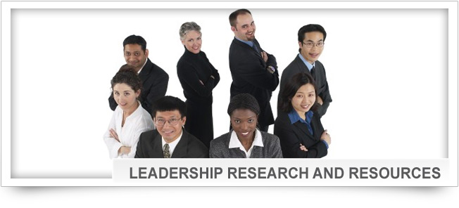 Leadership Research and Resources