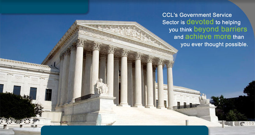CCL's Government Service Sector is devoted to helping you think beyond barriers and achieve more than you ever thought possible.