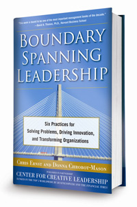 Purchase Boundary Spanning Leadership Today!
