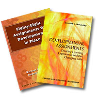 Developmental Assignments Package